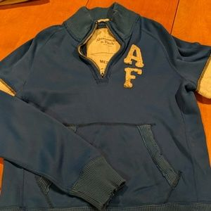 Abercrombie and Fitch  1/4 zip